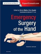 Emergency Surgery of the Hand, 4e