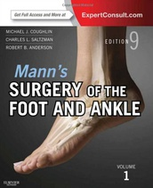 Mann��s Surgery of the Foot and Ankle,  9/e