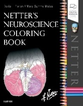 Netter's Neuroscience Coloring Book, 1st Edition